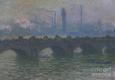 Designs Similar to Waterloo Bridge, 1903