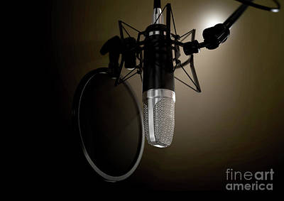 Designs Similar to Dramatic Condenser Microphone 2