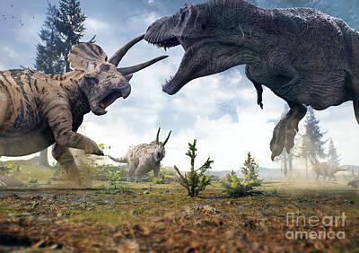Cretaceous Art
