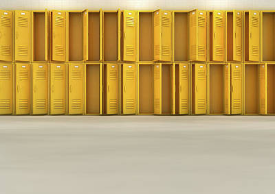 Designs Similar to Yellow School Lockers
