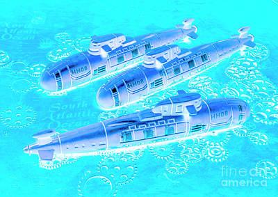 Designs Similar to Blue Battle Plans