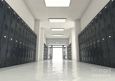 Designs Similar to School Locker Exit Way