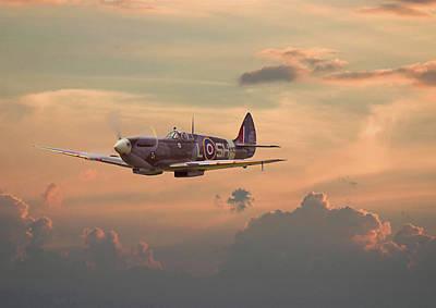 Designs Similar to Spitfire - Evening Flight