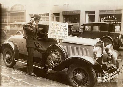 Designs Similar to Wall Street Crash, 1929