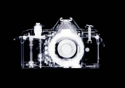 Designs Similar to X-ray Of 35mm Slr Camera