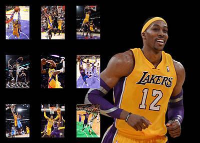 Los Angles Lakers Prints
