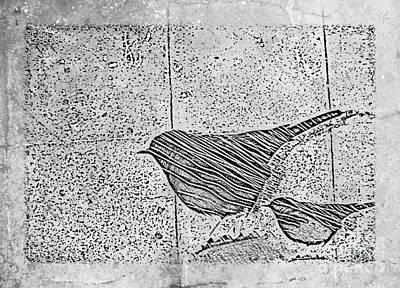 Lino Digital Art Original Artwork