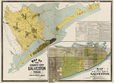 Galveston Texas Prints