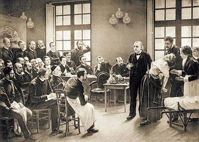 Designs Similar to Charcot Demonstrating Hysteria