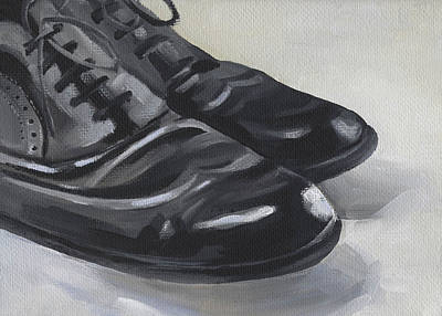 Fancy Shoes Paintings