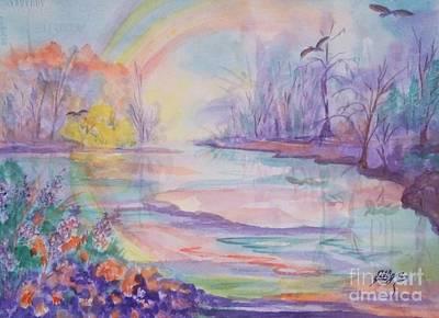Designs Similar to Rainbows End by Ellen Levinson