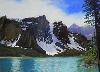 Robert Duvall Paintings