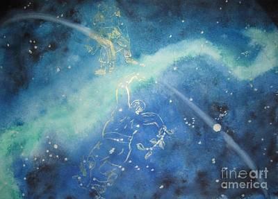 Monoceros Paintings Original Artwork