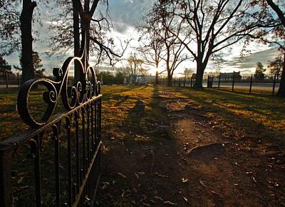 Mcgavock Family Cemetery Photographs