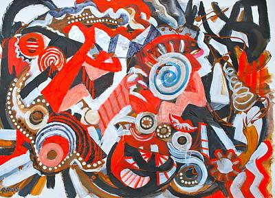 Rufus Norman: Movement Art
