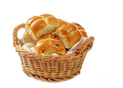 Designs Similar to Basket Of Hot Cross Buns