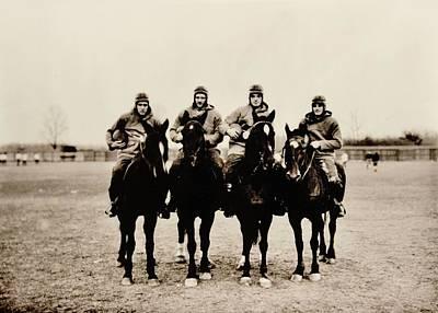 Four Horsemen Art