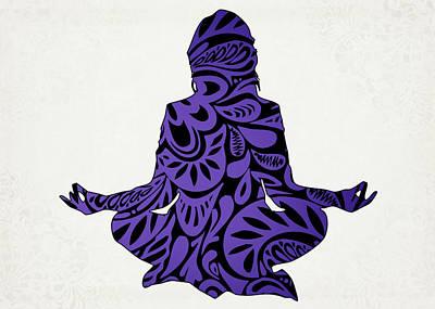 Designs Similar to Meditate Ultraviolet