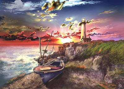 Lighthouse Images Paintings