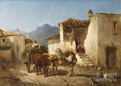 Warville Paintings Prints