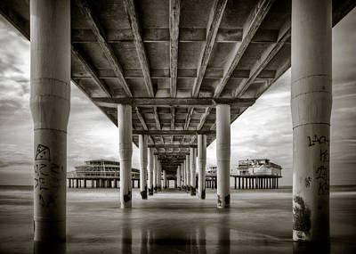 Scheveningen Pier Photographs