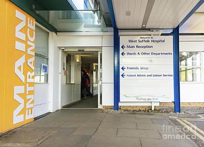 Designs Similar to West Suffolk Hospital