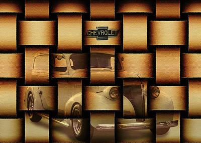 Designs Similar to 1936 Chevrolet by Tim Palmer