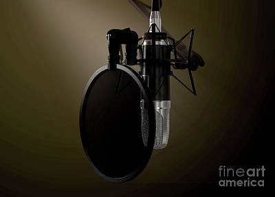 Designs Similar to Dramatic Condenser Microphone 4