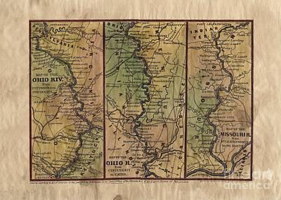 Lisa Middleton Mississippi River Art Prints