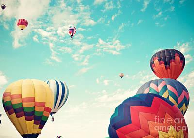 Designs Similar to Colorful Hot Air Balloons