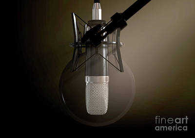 Designs Similar to Dramatic Condenser Microphone