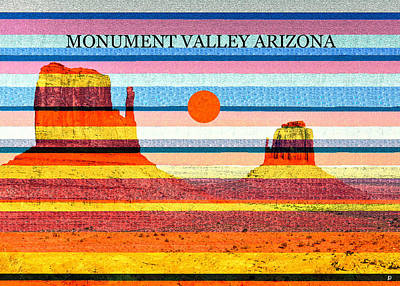 Designs Similar to Monument Valley Color Work A