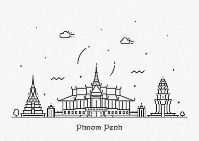Phnom Penh Posters