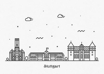 Stuttgart Drawings