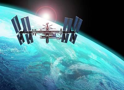 Designs Similar to International Space Station