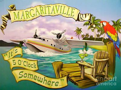 Margaritaville Posters