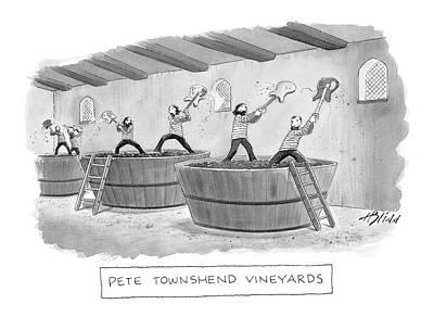 Winery Drawings