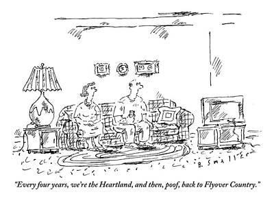 Heartland Drawings