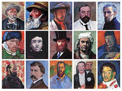 Delacroix Digital Art Prints