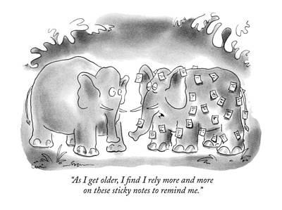 Animals Talking Drawings