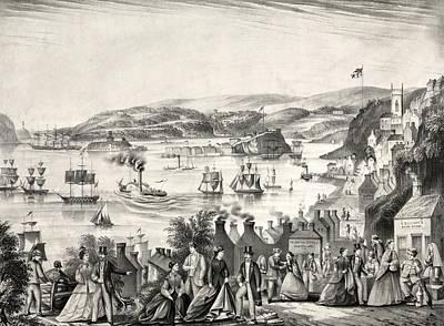 Designs Similar to Cork Harbour, 1872