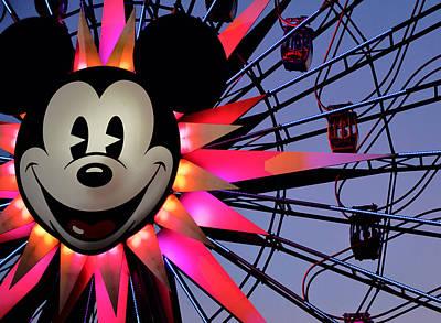 Disney California Adventure Park Prints