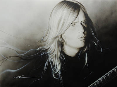 Jeff Hanneman Art Prints