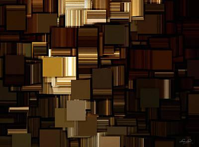 Copper Colored Prints