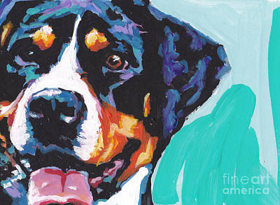 Greater Swiss Mountain Dog Prints