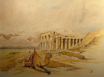 Pharaoh Paintings