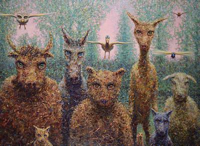 Herding Dog Art Prints