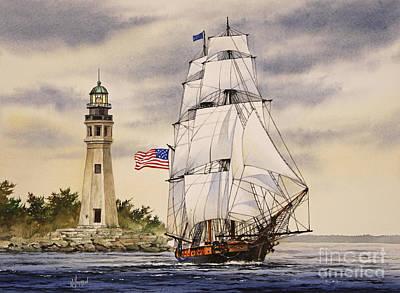 Tall Ships. Marine Paintings