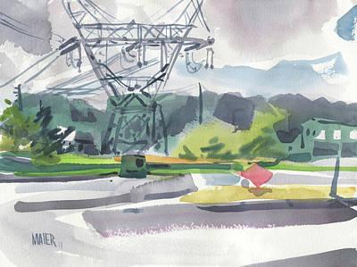 Powerlines Paintings