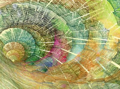 Cavern Digital Art Original Artwork